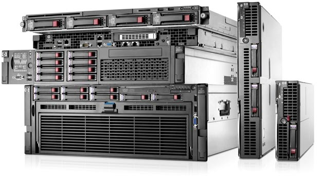 Enterprise Servers and Professional machines